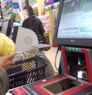 Технология самообслуживания покупателей на базе персональной покупательской системы